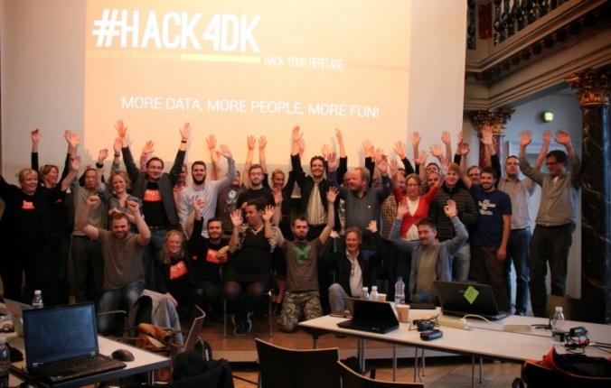 HACK4DK Gruppebilled